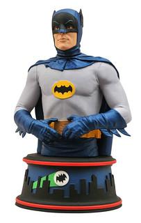 Diamond Select Toys – 1966 蝙蝠俠 電視影集版 半身胸像
