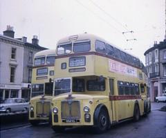 8152EL (21c101) Tags: 1969 bournemouth leyland weymann yellowbuses leylandtitan