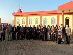 """Unsere Delegation trifft den armenischen Erzbischof aus Bagdad, Dr. Avak Asadourian  und Gemeindeglieder von Hawresk • <a style=""""font-size:0.8em;"""" href=""""http://www.flickr.com/photos/65713616@N03/11046661696/"""" target=""""_blank"""">View on Flickr</a>"""