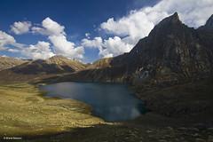 Vishnusar lake, Jammu & Kashmir (Bharat Baswani) Tags: lake kashmir himalayas jammu sonamarg sonmarg vishansar vishnusar