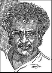 RAJINIKANTH - RAJINI - Superstar RAJINIKANTH - Tamil Cinema - Kollywood Cinema - Bollywood Cinema - Indian Cinema - Art by Anikartick,Chennai,Tamil Nadu,India (Artist ANIKARTICK ( T.Subbulapuram VASU )) Tags: pictures new india art movie artist gallery photos pics indian famous drawings images caricature actor celebrities latest wallpapers sketches superstar madurai recent pendrawings coimbatore trichy hollywoodcinema animator kovai rajinikanth linedrawings rajini greatartists moviegallery indiancinema tamilcinema theni pencilsketches oviyam periyakulam famouspersonalities tamilmovies tamilactor portraitartists oviyangal tamilactors usilampatti chennaiartist animationartist andipatti anikartick tsubbulapuram tamilnaduartist chennaiart actorrajinikanth actorrajini popularartists rajiniart rajiniphotos rajinidrawings kochadaiyaan tamilartists oviyar oviyaranikartick kollywoodcinema oviyarvasu tamilnaduactor rajinipaintings