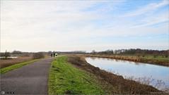 Ten Zuiden van Lier (bbusschots) Tags: river walking belgium pathway lier landscapeshot topazadjust