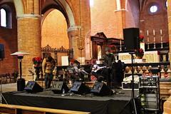 Il concertino (fata_ci) Tags: musicisti chiese presepi orchestrina abbaziadimorimondo natale2013