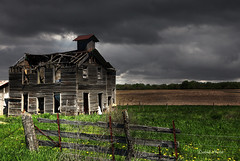 House? School? (david.horst.7) Tags: school house barn rural ruins scenery decay