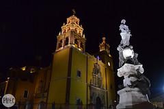 Mi Guanajuato (Charlie Pibec) Tags: city sky night noche place mummy momias
