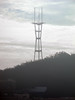 Sutro Tower from the de Young Museum (Ian E. Abbott) Tags: sanfrancisco california goldengatepark deyoungmuseum sutrotower antennas televisiontower observationdeck observationtower sanfranciscocalifornia broadcasttower antennatower