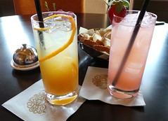Markham's drinks