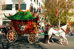 Scripps Miramar Saddlebreds (Prayitno / Thank you for (11 millions +) views) Tags: california ca new roses horse classic car rose wagon coach traditional year chinese mini parade tournament pony pasadena miramar scripps 2014 saddlebreds konomark