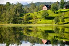 Goldfish Lake, ystese (Dirk Deckx) Tags: travel nature lakes ystese goldfishlake
