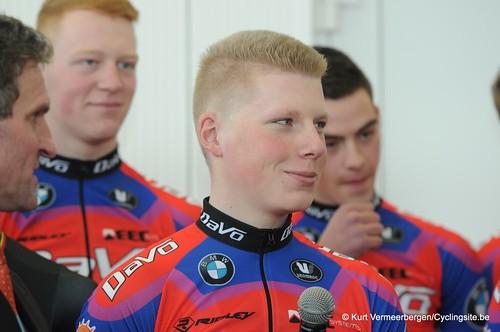 Ploegvoorstelling Davo Cycling Team (97)