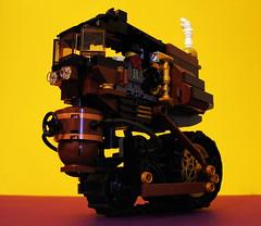 Prog and The Perpetuam (buggyirk) Tags: punk lego steam steampunk moc afol buggyirk