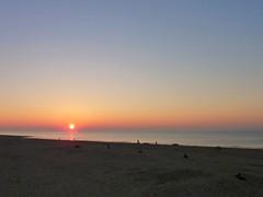 Sunset at De Haan (Martinevda) Tags: sunset zonsondergang
