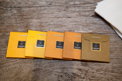 Amedei Cru bars collection (thewanderingeater) Tags: newyorkcity chocolate amedei luxurychocolate italianchocolate