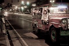 Jeepneys and Manila Nighlife... (jssutt) Tags: people night lights neon philippines manila nightphoto lightshow intramuros jeepney edsa rizalpark watershow ermitas jssutt jeffsuttlemyre nightlightstraffic 14mnl jssuttjeffsuttlemyre14mnlmanilaphilippinesedsaedsa