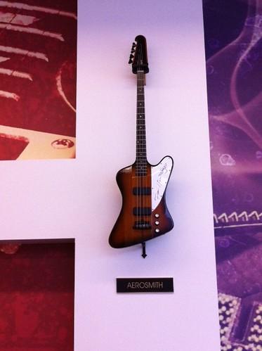 Office Opening | Aerosmith Guitar