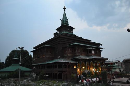 Khanqa Shah Hamdan Srinagar (4)