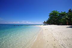 selingan beach2