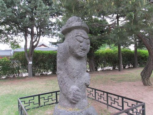 Jolie statue ;) Corée du Sud