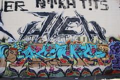 JIEL AEMS (SPEAR1X) Tags: ca street cali wall graffiti graf socal spraypaint ocp aems jiel