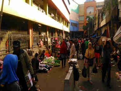 Pasar Bogor - Bogor Market