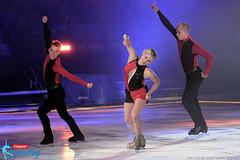 Shawn Sawyer, Shae-Lynn Bourne and Kurt Browning