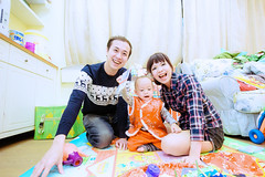 KUN_7787 () Tags: baby kids children nikon child g wide happiness wideangle kawaii  f28 extendedfamily  littleboys  playinggame lovefamily  1424  q   d3s 1424mm  nikonafsnikkor1424mmf28ged  2015201501