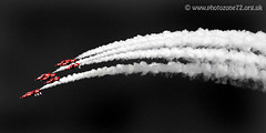 4576 Marmite (photozone72) Tags: aviation airshow eastbourne reds redarrows raf rafat reds50