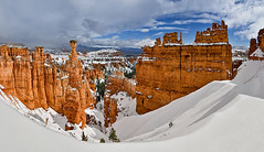 After the storm, Bryce Canyon National Park, Utah. (pedro lastra) Tags: winter snow nikon canyon d750 bryce nikond750