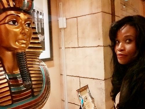 Queen Sabine Mondestin in Las Vegas