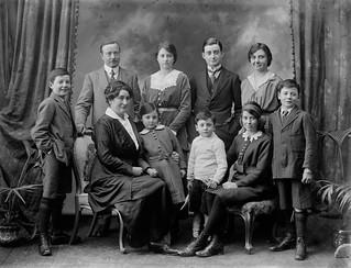 The O'Grady clan
