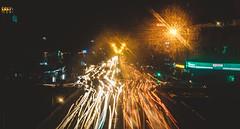 DSC02147 (lkn6793) Tags: life lighting street city light art strange asia traffic vietnam hood draw hanoi jam motobike tn o