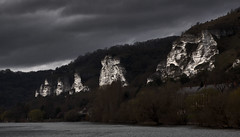 2016-03-26 (Gim) Tags: france seine frankreich normandie normandy frankrig eure frankrike riverseine lesandelys laseine bassenormandie gim lepetitandely petitandely guillaumebavire