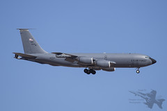 Boeing KC-135R 62-3541 (Newdawn images) Tags: military nevada boeing usaf tanker usairforce redflag kc135r militaryjet nellisairforcebase canonef100400mmf4556lisusm 22ndarw canoneos6d 623541 boeingkc135r623541