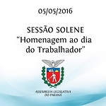 Sess�o Solene 05/05/2016