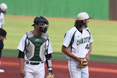 Baseball-vs-Old Dominion (G1), 5/6, Chris Crews, DSC_4620 (Niner Times) Tags: old baseball charlotte 49ers ncaa unc monarchs d1 dominion uncc cusa ninermedia