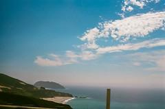 45460024 (danimyths) Tags: ocean california film beach water coast waterfront pacific roadtrip pch pacificocean westcoast californiacoast filmphotography pacificcostalhighway
