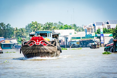 PPB_6373 (PeSoPhoto) Tags: river boat nikon asia delta vietnam xp mekong 2016 d7100