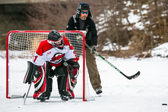 RD1_0564 (rick_denham) Tags: canada hockey goalie puck stcatharines defense forward on
