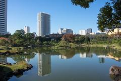 Kyū Shiba Rikyū Garden