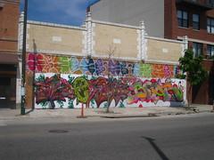 ZEB, NERD & BOAR (Billy Danze.) Tags: chicago nerd graffiti xmen boar cwm zeb bore