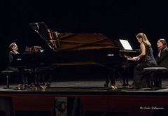 Duo Taverna-Sperandeo, Dicembre 2015 Teatro Russolo Portogruaro