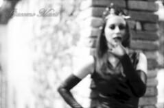 The rite has just begun (G i a c o m o - M a c i s) Tags: portrait film halloween dark lights model witch flash gothic goth ilfordhp5 portraiture salem rite modelling begun alternative