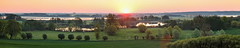 Dreiseenblick (Evan_1980) Tags: panorama sonnenaufgang brandenburg uckermark gnd krummersee oberuckersee potzlow dreiseenblick potzlowersee