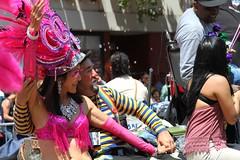 SF Carnaval 2016 (DanceAndRun) Tags: sf carnival pink dance san francisco breast clown cancer parade carnaval cure manal 2016