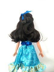 Back of Isabel's hair (Christo3furr) Tags: fashion store doll princess disney elena isabel latinx avalor