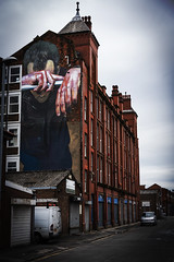 BAR (Ian Livesey) Tags: uk streetart color colour building art manchester northwest streetphotography