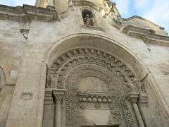 Saturday Colours - St. John the Baptist Church Detail (Pushapoze (MASA)) Tags: italy italia basilicata matera lucania chiesasangiovanibattista