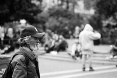 06120024 (bat0urav3) Tags: street new york nyc urban blackandwhite film monochrome manhattan streetlife urbanlife kentmere filmisnotdead