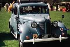 RAF Car- Rufford thru the ages 2016 (the.photo.joe) Tags: raf ww2 worldwar2 rufford nottinghamshire reinactment vintage classic