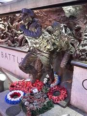 160417-202453 (The Battle of Britain) (Bus Buster UK) Tags: london thames river memorial war britain battle warmemorial riverthames embankment battleofbritain thebattleofbritain